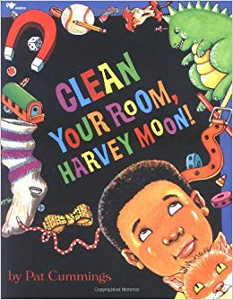 Clean Your Room, Harvey Moon! Bookcover