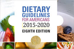 Dietary Guidelines for Americans Logo
