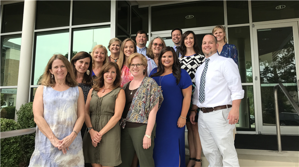 2019 -2020 MBHS English Faculty