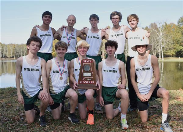 MBHS boys cross-country