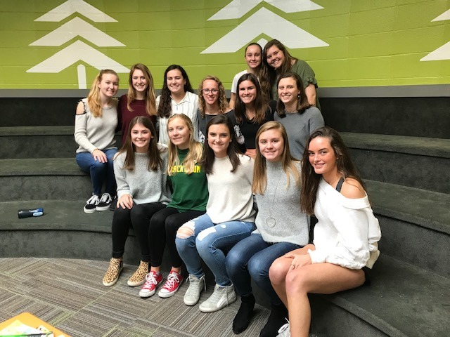 MBHS Girls Indoor Track Wins State Championship
