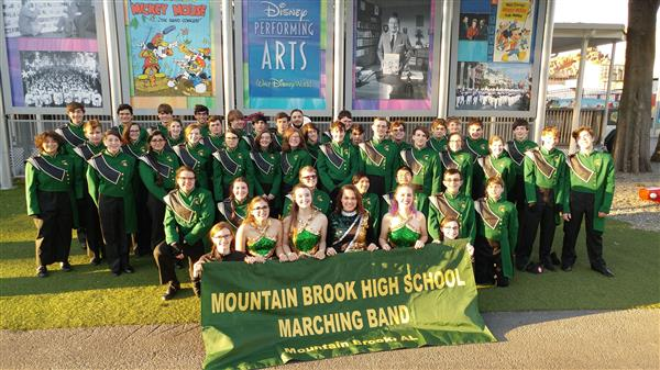 MBHS Mighty Spartans Band of the Week