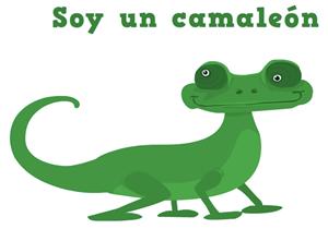 Rockalingua: Camaleón STORY