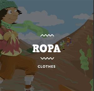 Rockalingua Clothes GAME