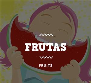 Rockalingua: Las frutas GAME