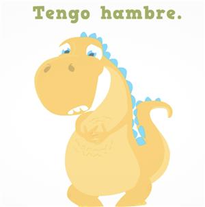 Rockalingua Tengo hambre STORY