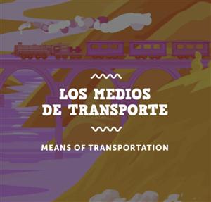 Rockalingua: Los medios de transporte GAME