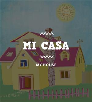 Rockalingua: Mi casa GAME