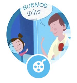 Rockalingua: Buenos días SONG