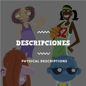 Rockalingua: Description Game