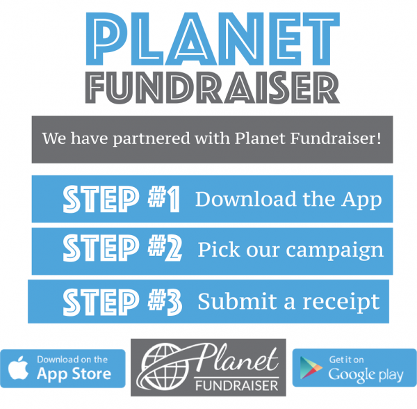 PTO has partnered with Planet Fundraiser