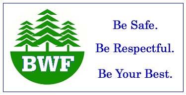 Be Safe, Be Respectful, Be Your Best