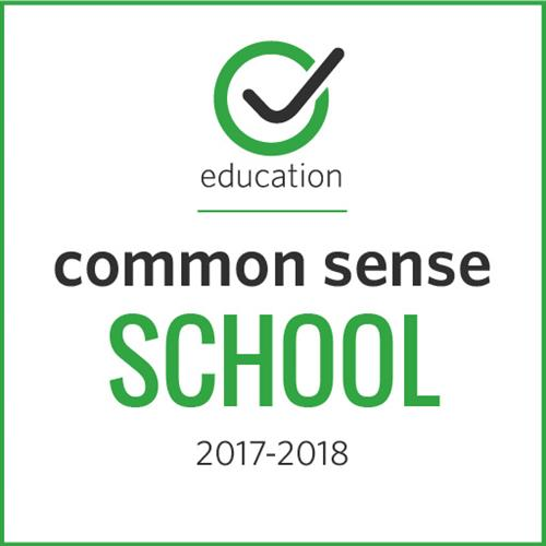 CBES Approved as a Common Sense Media School